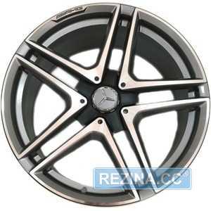 Купить Легковой диск REPLICA MR010 GMF R20 W9.5 PCD5x112 ET39 DIA66.6