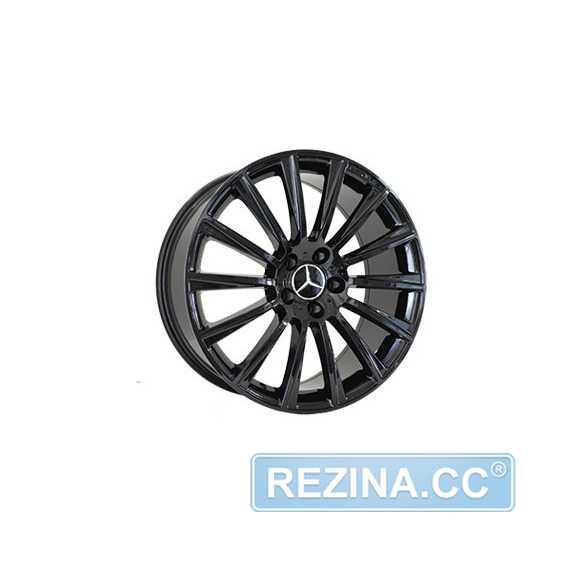 Легковой диск REPLICA MR911 BK - rezina.cc