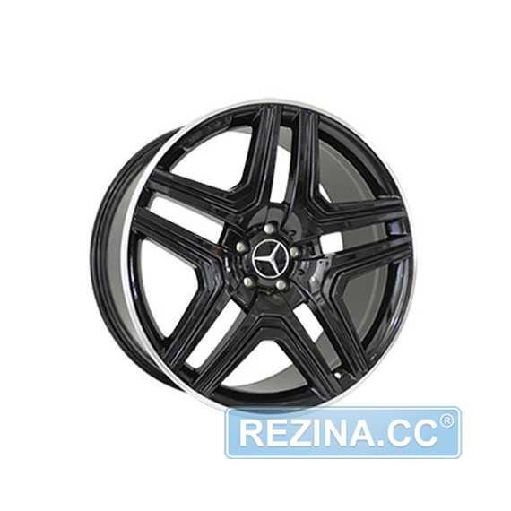 Легковой диск REPLICA MR975 BKL - rezina.cc
