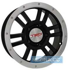 Купить Легковой диск REPLICA TY2TRD MBL R17 W8 PCD5x150 ET7 DIA110.5