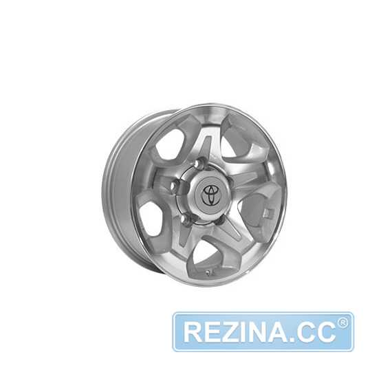 Легковой диск REPLICA TY720 SF - rezina.cc