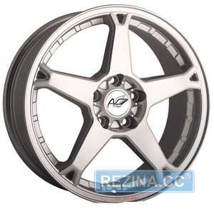 Купить Angel Rapide 509 S R15 W6.5 PCD5x108 ET35 DIA67.1