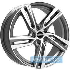 Купить Легковой диск GMP Italia ARCAN POL/GME R18 W8 PCD5x108 ET45 DIA63.4
