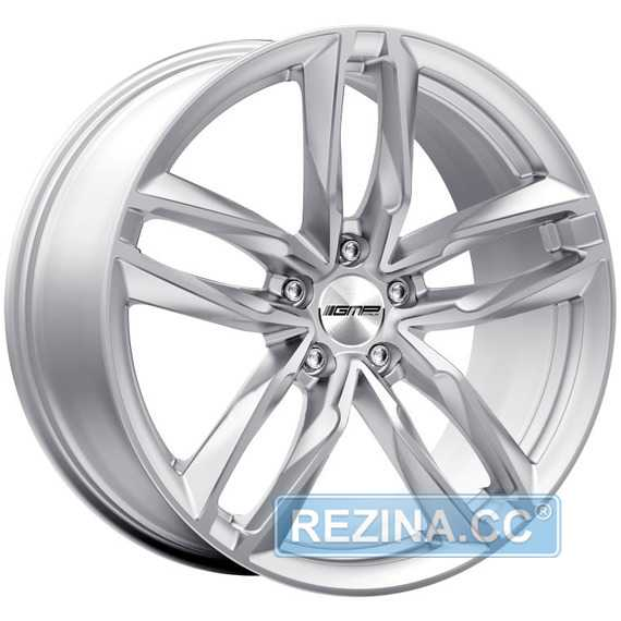 Легковой диск GMP Italia ATOM SIL - rezina.cc