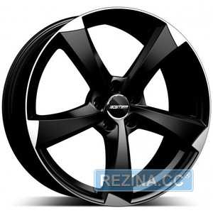 Купить Легковой диск GMP Italia ICAN POL/SBL R17 W7.5 PCD5x100 ET35 DIA57.1