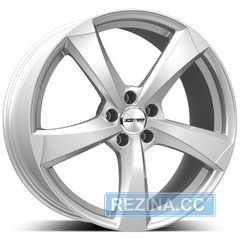 Купить Легковой диск GMP Italia ICAN SIL R17 W7.5 PCD5x100 ET35 DIA57.1