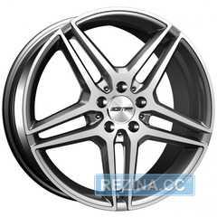 Купить Легковой диск GMP Italia MYTHOS POL/GME R19 W8.5 PCD5x112 ET35 DIA66.6