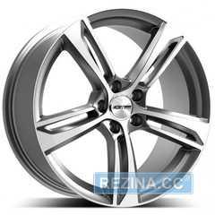 Купить Легковой диск GMP Italia PAKY POL/GME R20 W8.5 PCD5x112 ET42 DIA66.5