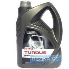 Моторное масло LOTOS TURDUS POWERTEC 3000 - rezina.cc