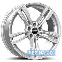 Купить Легковой диск GMP Italia REVEN SIL R18 W8.5 PCD5x120 ET47 DIA72.6
