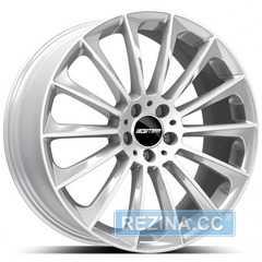 Купить Легковой диск GMP Italia STELLAR SIL R22 W9 PCD5x108 ET38 DIA63.4