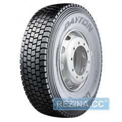 Грузовая шина DAYTON D600D - rezina.cc