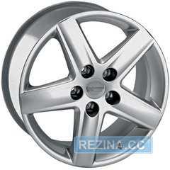 Купить WSP ITALY POSITANO AU 30 W530 Silver R17 W7.5 PCD5x100 ET33 DIA57.1