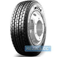 Грузовая шина BRIDGESTONE M714 - rezina.cc