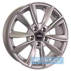Купить TECHLINE 642 GRD R16 W6.5 PCD5x105 ET39 DIA56.6