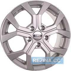 Легковой диск TECHLINE 657 S - rezina.cc