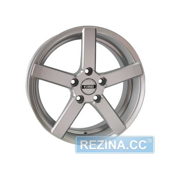 Легковой диск TECHLINE V03-1665 S - rezina.cc