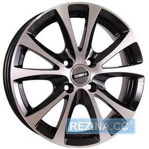 Купить TECHLINE 659 BD R16 W6.5 PCD5x114.3 ET45 DIA60.1