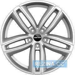 Купить Легковой диск GMP Italia DIVA SIL R18 W7.5 PCD5x120 ET50 DIA72.6