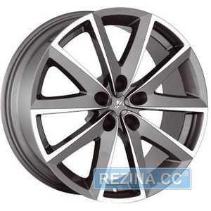 Купить FONDMETAL 7600 Titanium Polished R17 W7.5 PCD5x114.3 ET35 DIA67.1