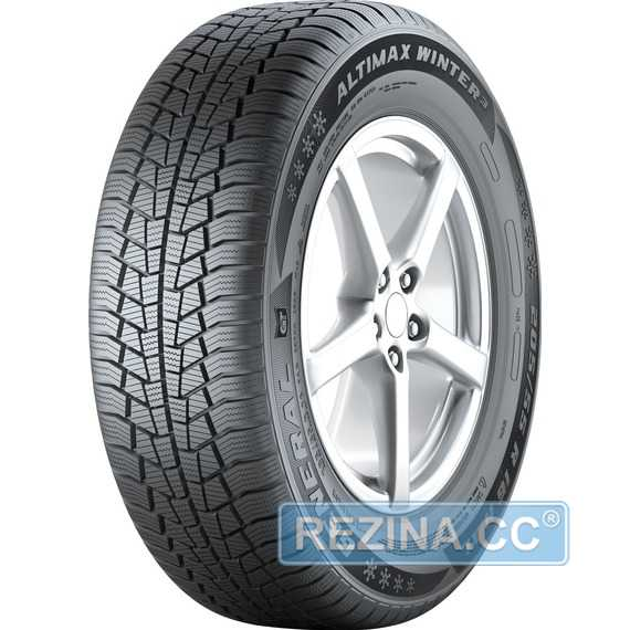 зимняя шина GENERAL TIRE ALTIMAX WINTER 3 - rezina.cc