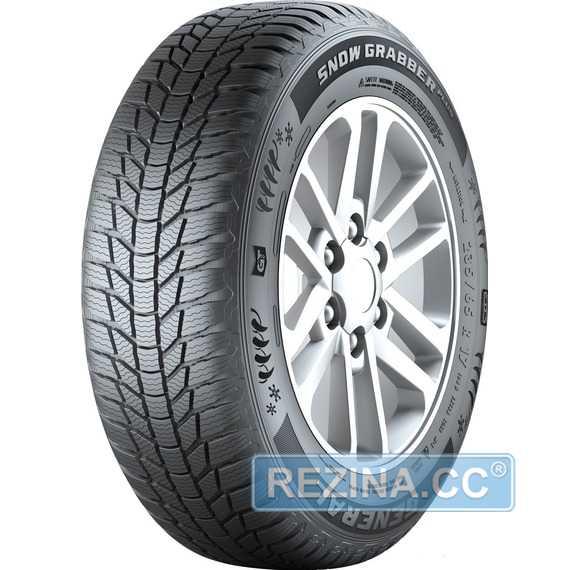 Купити Зимова шина GENERAL TIRE Snow Grabber Plus 255/50R19 107V