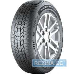 Зимняя шина GENERAL TIRE Snow Grabber Plus - rezina.cc