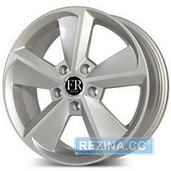 Легковой диск REPLICA Skoda D5113 Silver - rezina.cc