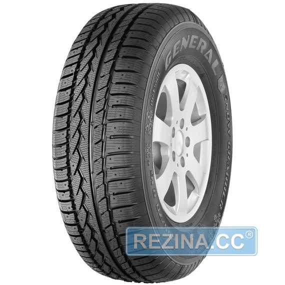 Зимняя шина GENERAL TIRE Snow Grabber - rezina.cc