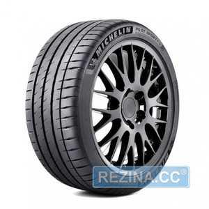Купить MICHELIN Pilot Sport PS4 S 295/35R21 107Y