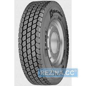 Купить MATADOR DHR4 (ведущая) 315/80R22.5 154/150L