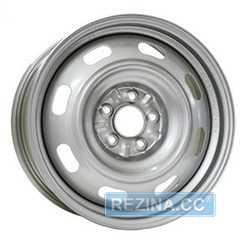 Легковой диск STEEL ARRIVO AR155 Silver - rezina.cc