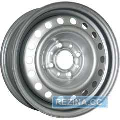 Легковой диск STEEL TREBL 6355T Silver - rezina.cc