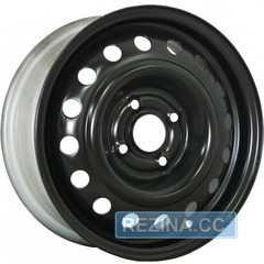 Легковой диск STEEL TREBL 7250T BLACK - rezina.cc