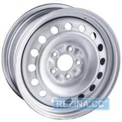 Купить Легковой диск STEEL TREBL 7625T Silver R16 W6.5 PCD5x114.3 ET39 DIA60.1