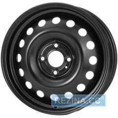 Купить Легковой диск STEEL TREBL 7735T BLACK R15 W6 PCD5x114.3 ET52.5 DIA67.1