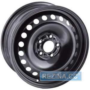 Купить Легковой диск STEEL TREBL 7755T BLACK R15 W6 PCD5x112 ET43 DIA57.1