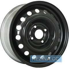 Легковой диск STEEL TREBL 8775T BLACK - rezina.cc