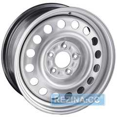 Купить Легковой диск STEEL TREBL 9140T Silver R15 W6 PCD5x112 ET47 DIA57.1