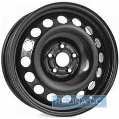 Купить Легковой диск STEEL TREBL 9165T BLACK R15 W6 PCD5x112 ET47 DIA57.1