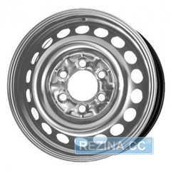 Купить Легковой диск STEEL TREBL 9207T Silver R16 W6.5 PCD6x139.7 ET56 DIA92.5