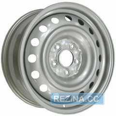 Купить Легковой диск STEEL TREBL 9495T Silver R16 W6.5 PCD5x130 ET66 DIA89.1