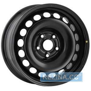 Купить Легковой диск STEEL TREBL 9507T BLACK R16 W6 PCD4x100 ET40 DIA56.6