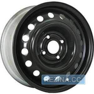 Купить Легковой диск STEEL TREBL 9552T BLACK R16 W6.5 PCD5x100 ET48 DIA56.1