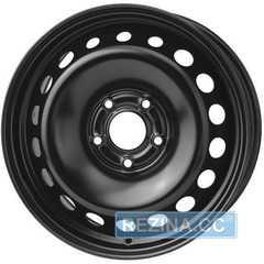 Купить Легковой диск STEEL TREBL 9563T BLACK R16 W6.5 PCD5x114.3 ET47 DIA66.1