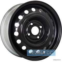 Легковой диск STEEL TREBL 9565T BLACK - rezina.cc