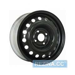 Легковой диск STEEL TREBL 9601T BLACK - rezina.cc