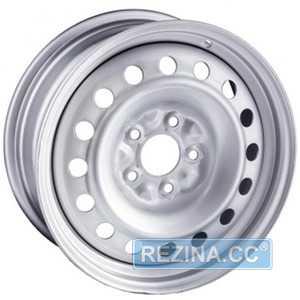 Купить Легковой диск STEEL TREBL 9685T Silver R16 W6.5 PCD5x120 ET51 DIA65.1