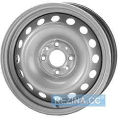 Легковой диск STEEL TREBL 9987T Silver - rezina.cc