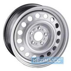 Легковой диск STEEL TREBL LT022 Silver - rezina.cc